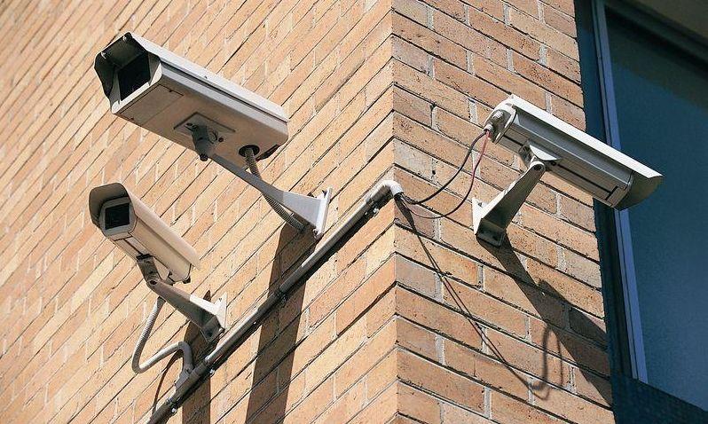 выпустил плакат: установить камеру видеонаблюдения в квартире в атырау букв слове