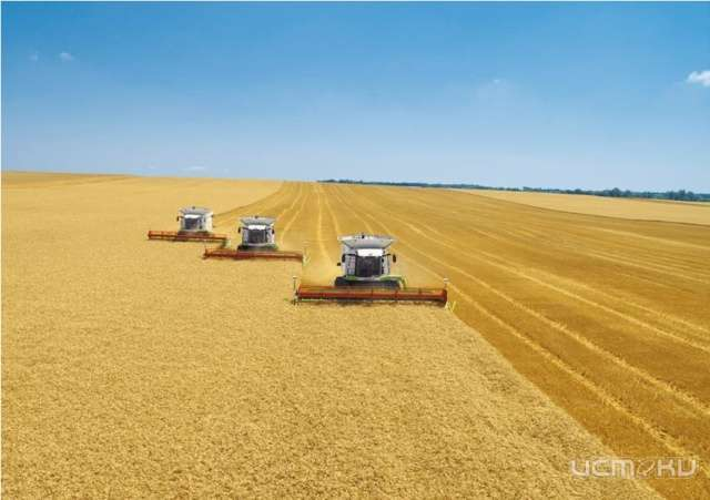Орловские аграрии побили исторический рекорд поурожайности