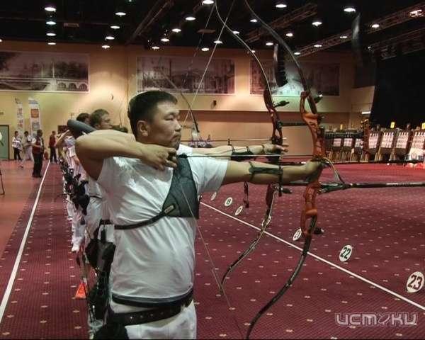 Лучницы Бурятии выиграли чемпионат РФ