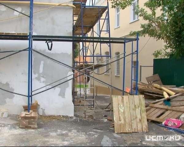 5 домов поул.Ленина вплоть доэтого времени неотремонтировали