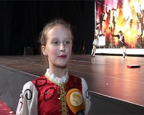 В Орле прошёл «RUSSIAN OPEN DANCE 2015»