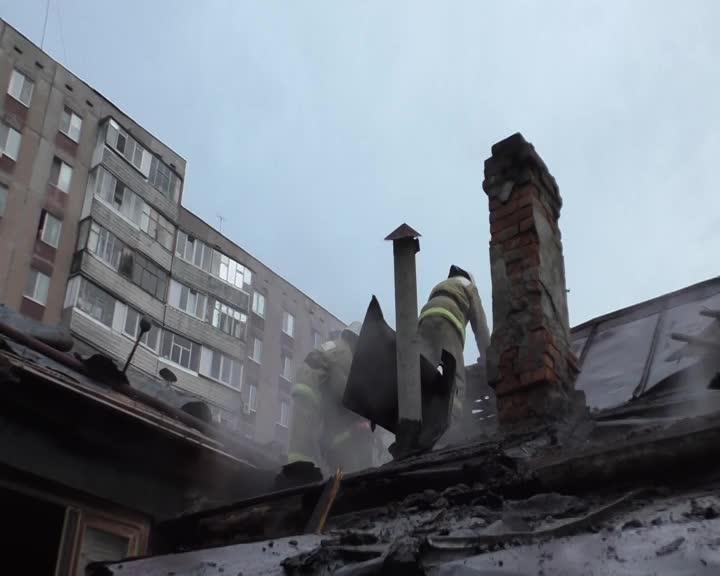 ВОрле впожаре погибли двое людей