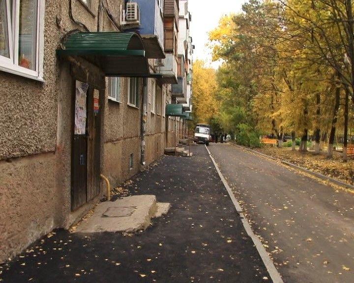 Муромский иНовиков приняли ремонт дворов вОрле