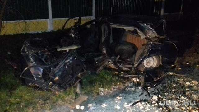 Встрашном ДТП под Орлом умер девятнадцатилетний шофёр