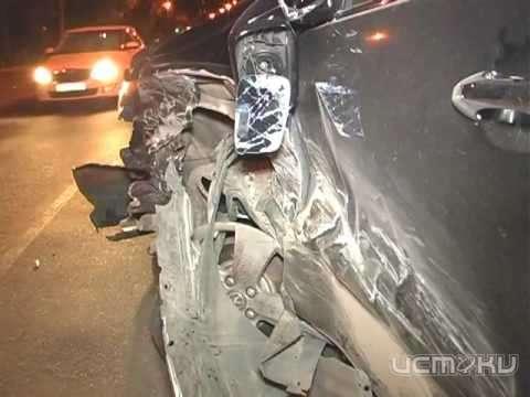 Влобовом столкновении натрассе М-2 Крым умер шофёр «Шевроле»