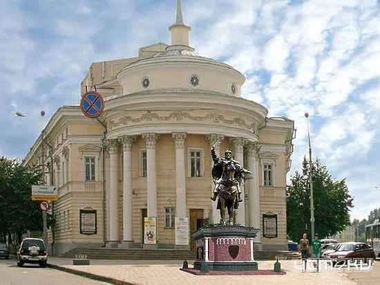 Дорешения суда установка монумента Ивану Грозному утеатра неосуществима