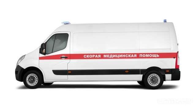 Мценск получит автомобиль скорой помощи засчет фонда руководства Российской Федерации