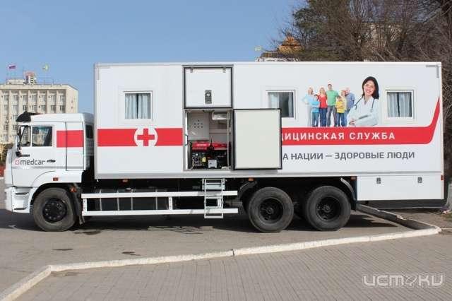 Орловщина получит 65 млн руб. наоказание медпомощи жителям сел