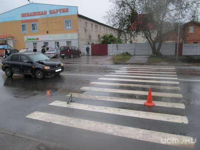 ВОрле двое несовершеннолетних пешеходов оказались под колесами «Рено»