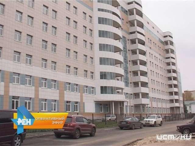 Орловская областная клиническая больница через суд расторгла договор сподрядчиком возведения медцентра