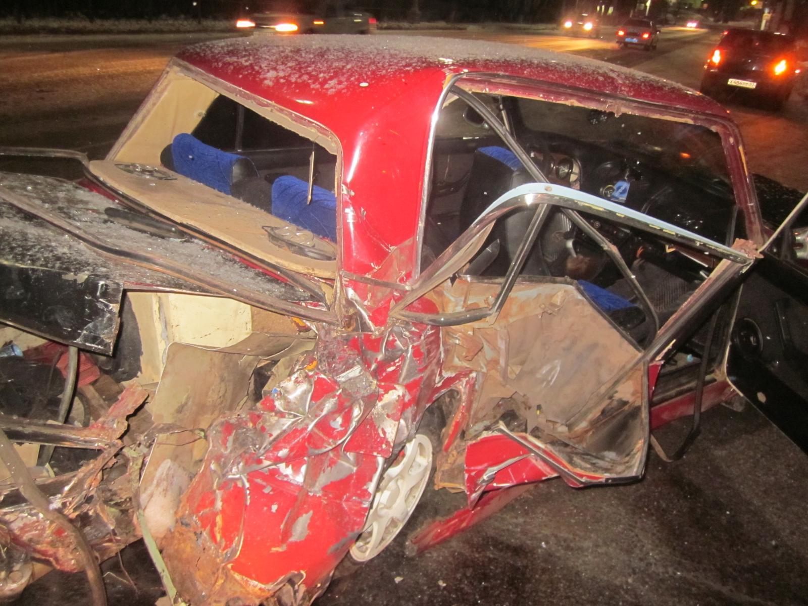 ВОрле 4 человека пострадали вДТП сучастием такси