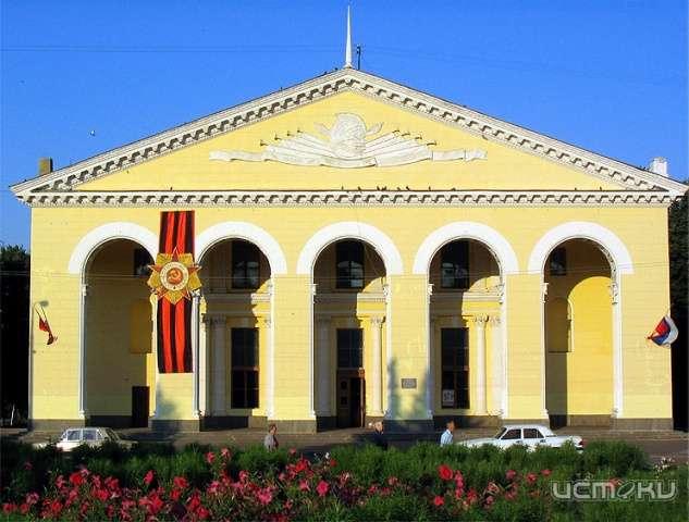 Орловская филармония переедет вДК «Железнодорожников»