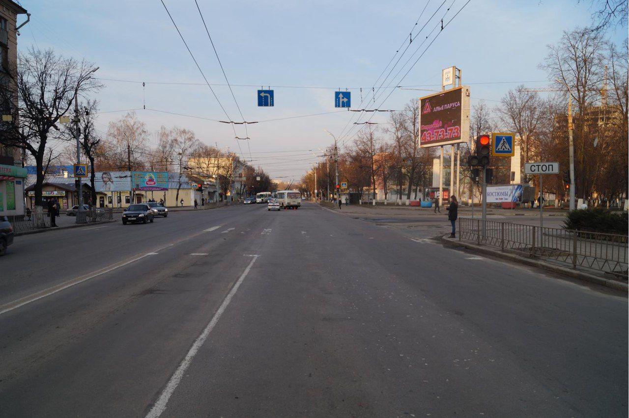 ВОрле наМосковской автобус сбил 10-летнюю девочку