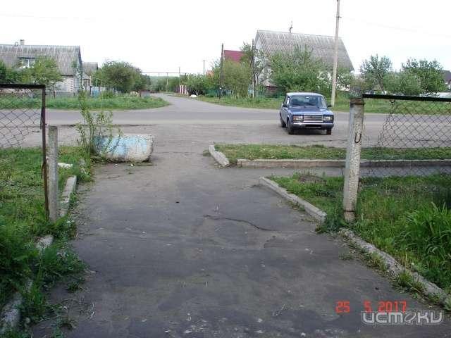 Ворловской глубинке легковушка сбила мужчину-пешехода