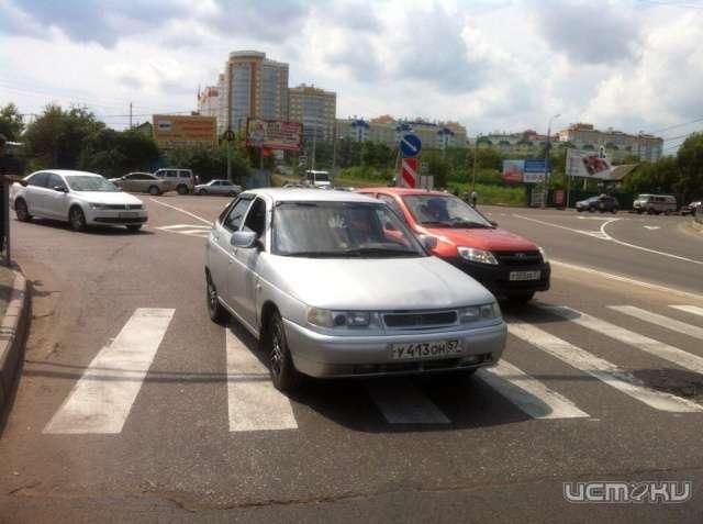 ВДТП наБолховском шоссе ВАЗ сбил пешехода