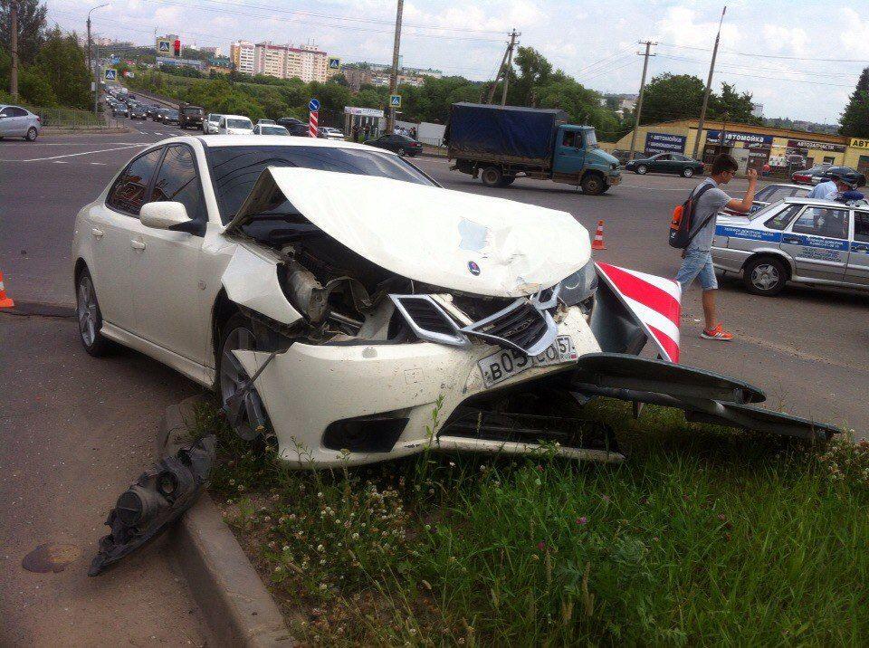 ВОрле наперекрестке поБолховскому шоссе случились сразу две трагедии