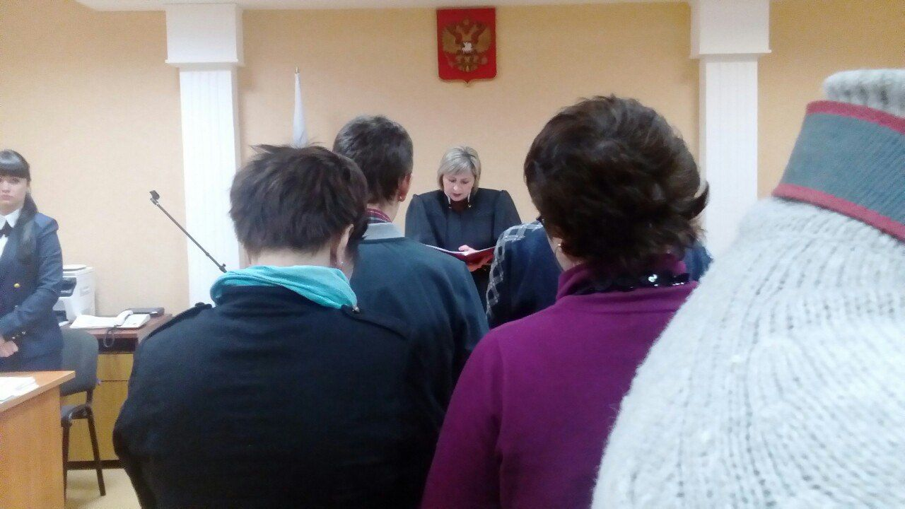 Сегодня вОрле ожидают вынесения вердикта поделу Сергея Будагова