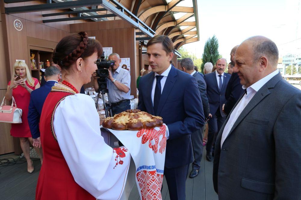 Сегодня в столицеРФ стартовали Дни Орловской области