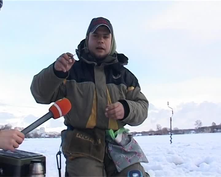 семейное соревнование по рыбной ловле