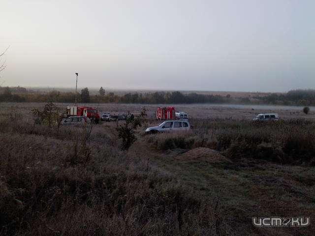 ВОрловской области ищут пропавших женщины ималолетнего ребенка
