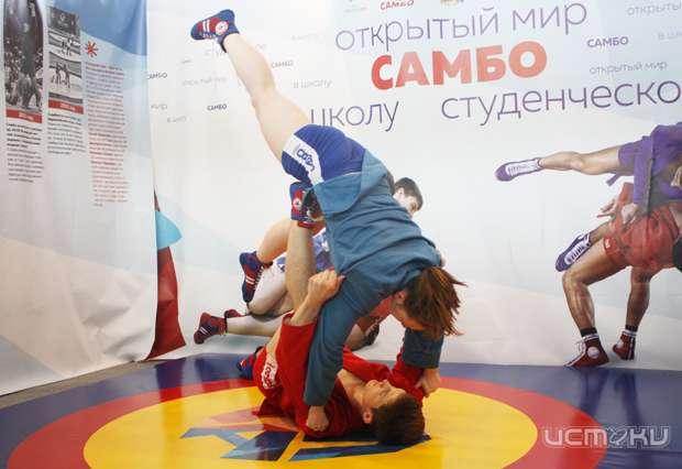 22 сентября в Орле откроется V Всероссийская Гимназиада и Всероссийский фестиваль Открытый мир самбо