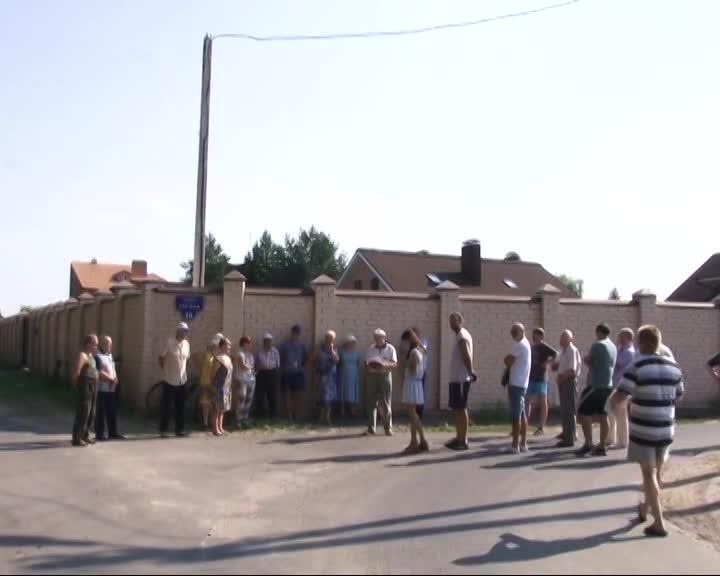 Рейдерский захват: в деревне