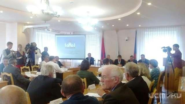 Руководитель администрации Орла покинул свою должность