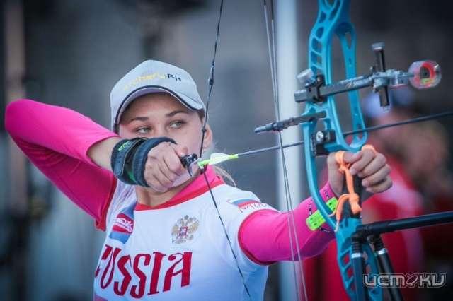 Орловчанка Мария Виноградова стала серебряным призером Кубка РФ пострельбе излука