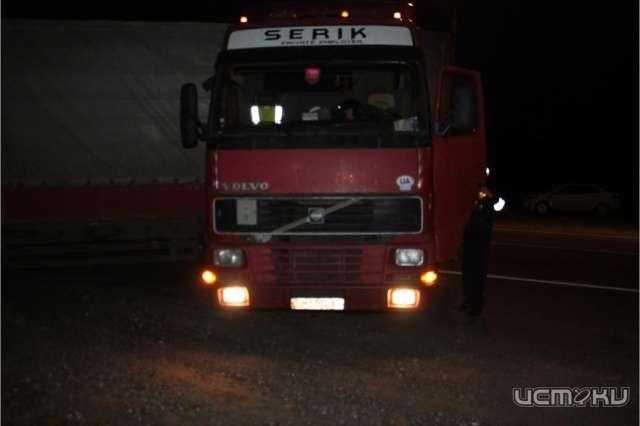 Под Орлом шофёр умер под колесами собственного грузового автомобиля
