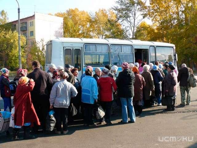 НаОрловщине будет организовано 20 сезонных дачных маршрутов