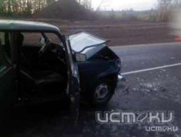 ВОрловском районе вДТП пострадали 4 человека