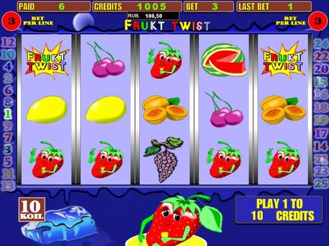 Игровой Автомат Крутилки